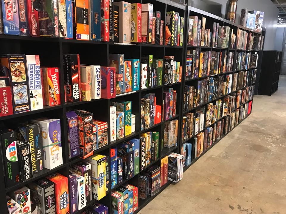 katy board game store